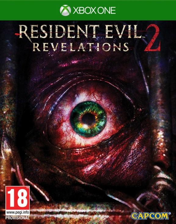 Resident Evil: Revelations 2 Русская Версия (Xbox One)