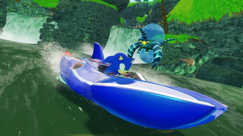 Sonic and All-Stars Racing Transformed (Xbox 360/Xbox One)