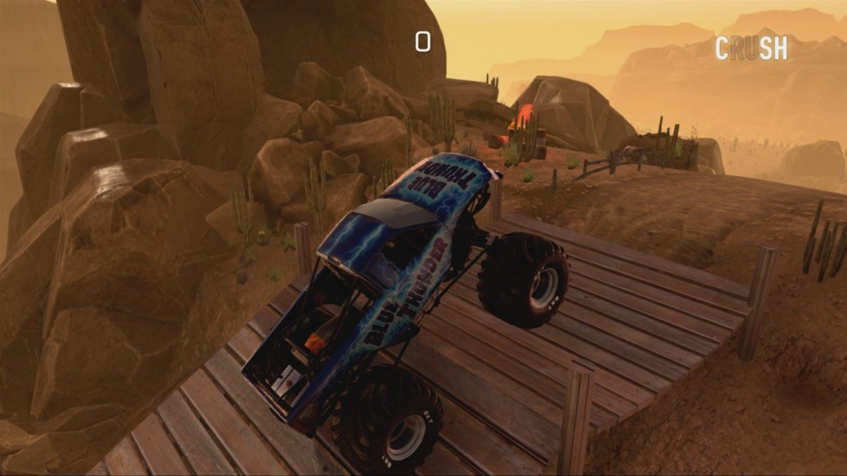 Monster Jam: Crush It! (Switch)