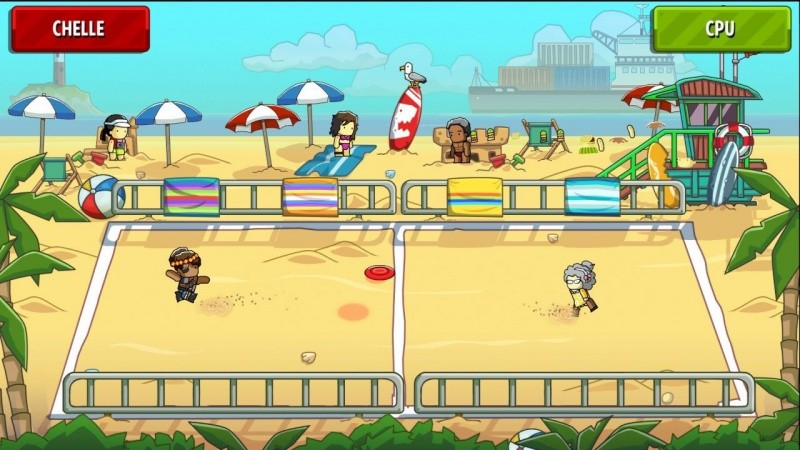 Scribblenauts Showdown (Switch)