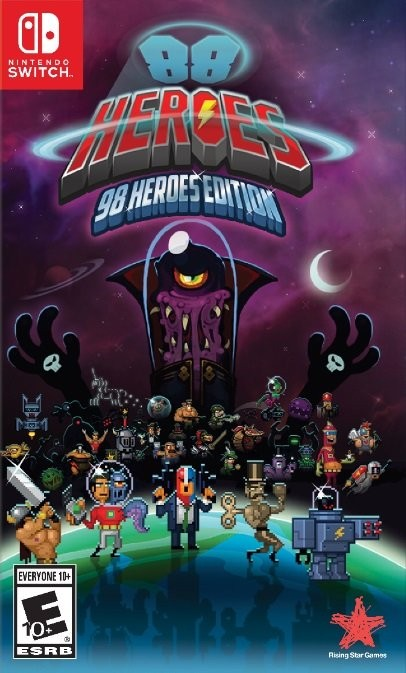 88 Heroes 98 Heroes Edition (Switch)