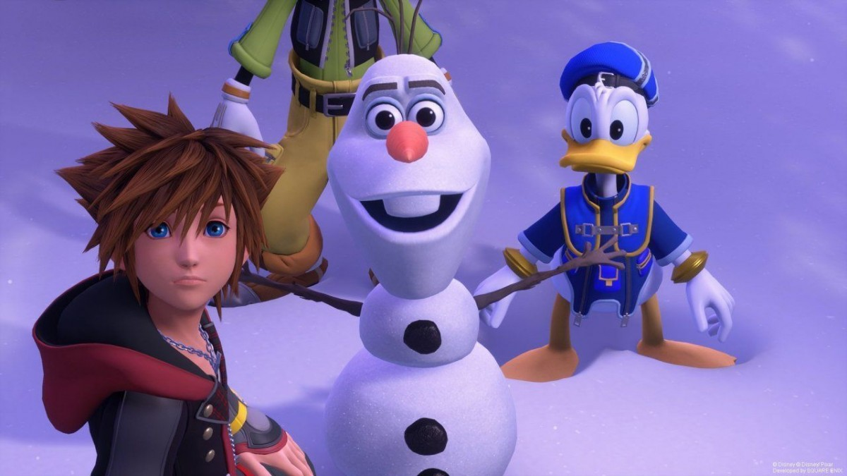 Kingdom Hearts III (3) (PS4)
