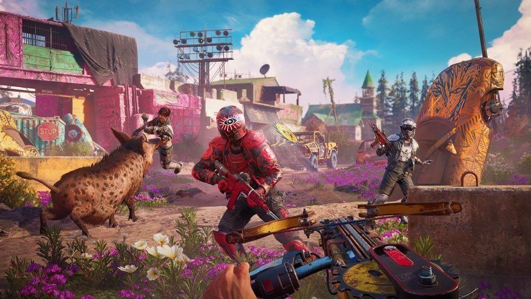 Far Cry: New Dawn Superbloom Edition Русская версия (Xbox One)