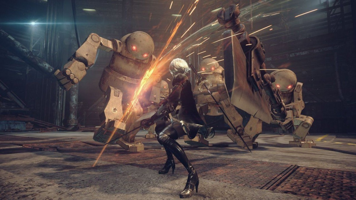 NieR: Automata. Game of the YoRHa Edition (PS4)