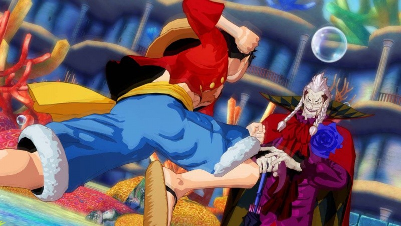 One Piece Unlimited World Red - Deluxe Edition (Switch)