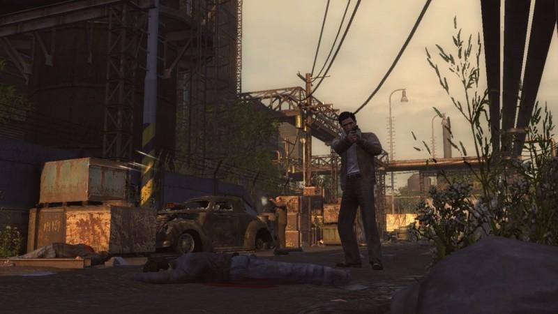 Mafia 2 (II) Русская Версия (Xbox 360/Xbox One) USED Б/У