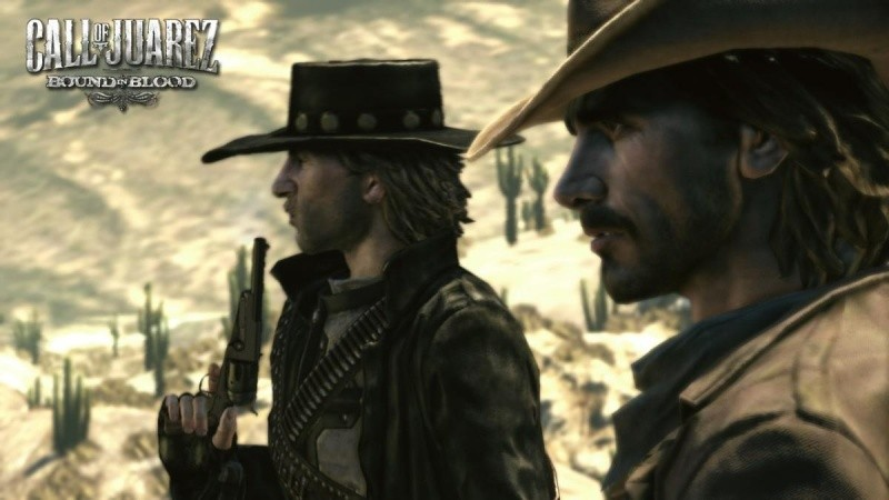 Call of Juarez 2: Bound in Blood (PS3)