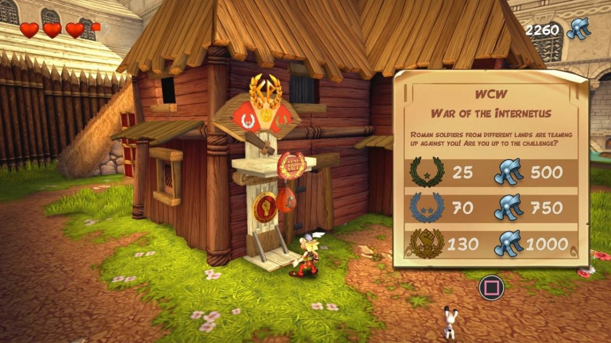 Asterix and Obelix XXL2 Collector's edition Русская Версия (PS4)