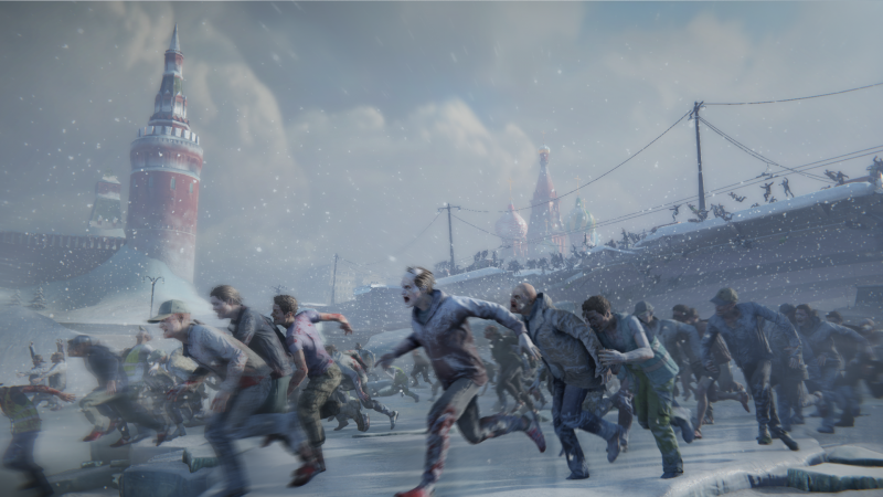 World War Z Русская версия (PS4)