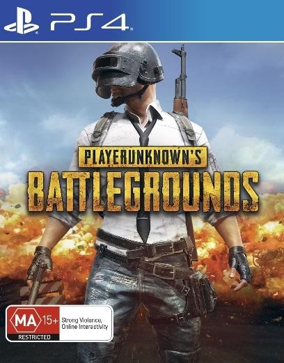 PlayerUnknown's Battlegrounds PUBG: Русская версия (PS4)