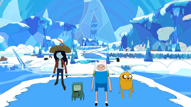 Adventure Time: Pirates of the Enchiridion (Switch)