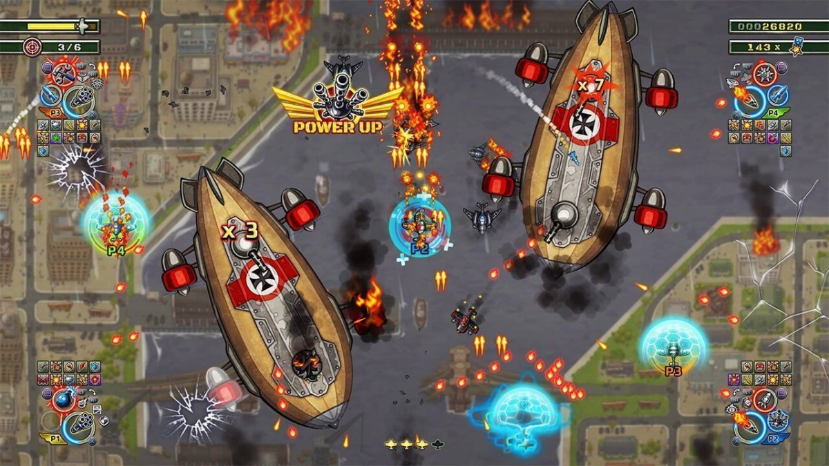 Aces of the Luftwaffe - Squadron (PS4)
