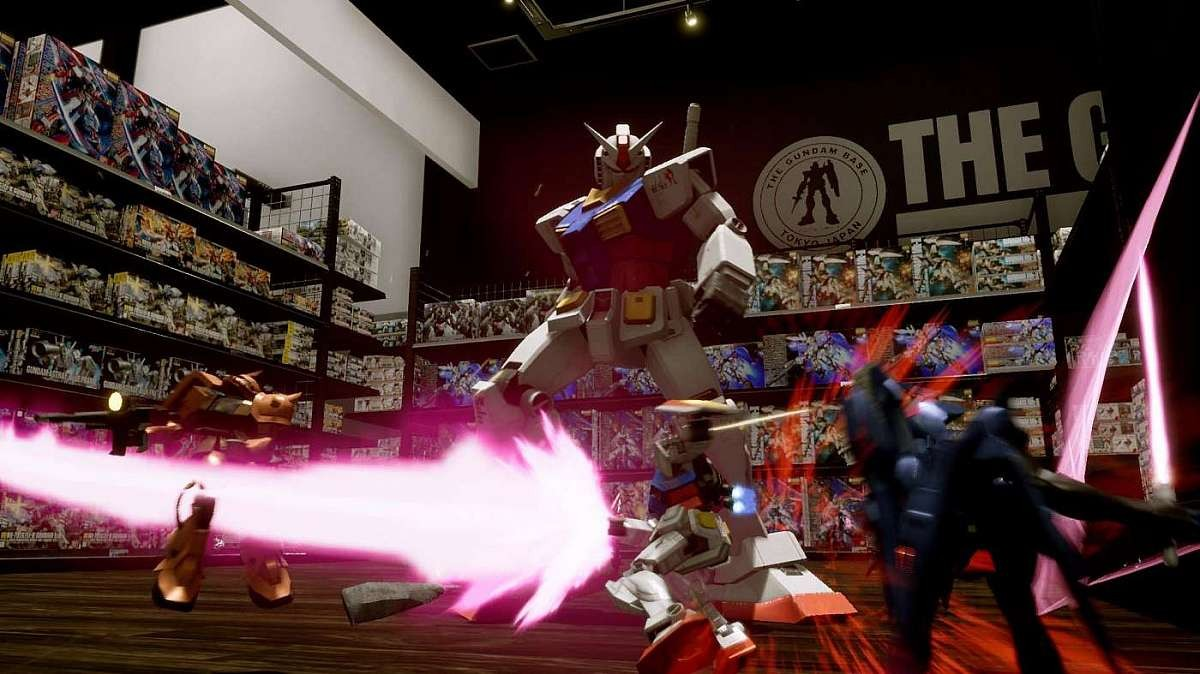 New Gundam Breaker (PS4)