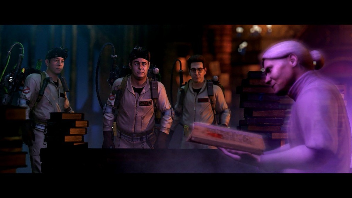 Ghostbusters: The Video Game (Охотники за приведениями) Remastered (Xbox One)