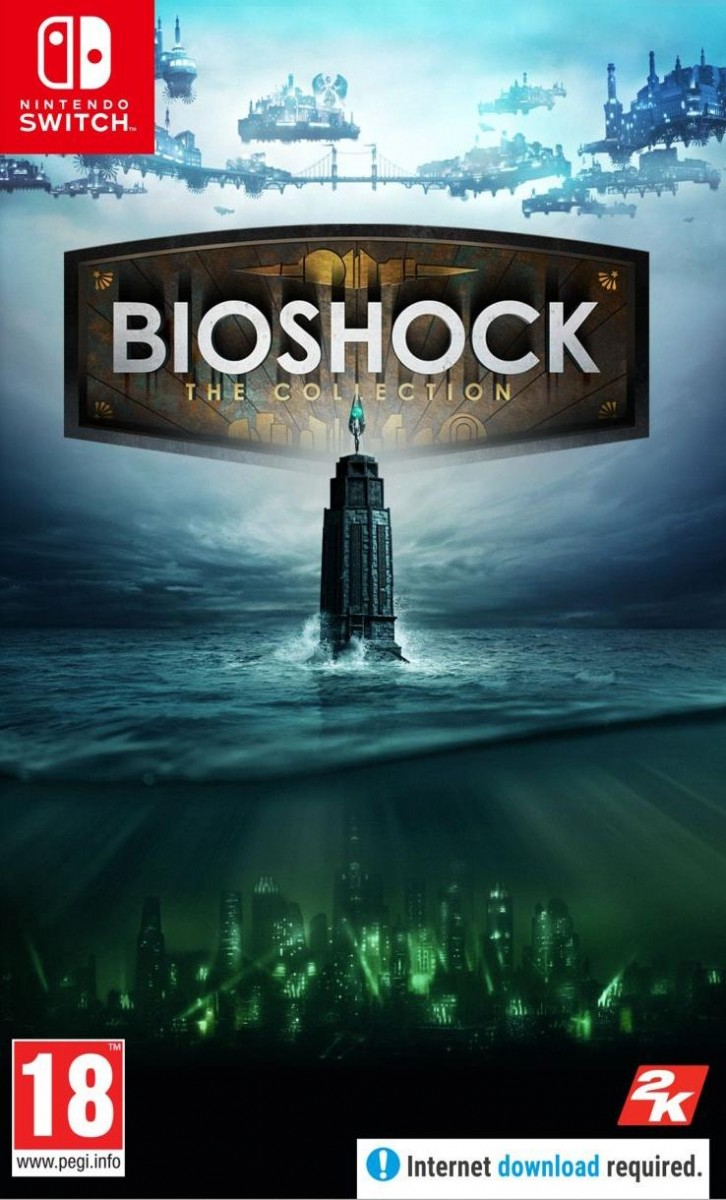 BioShock: The Collection (Switch) — Каталог — Gamestore.by