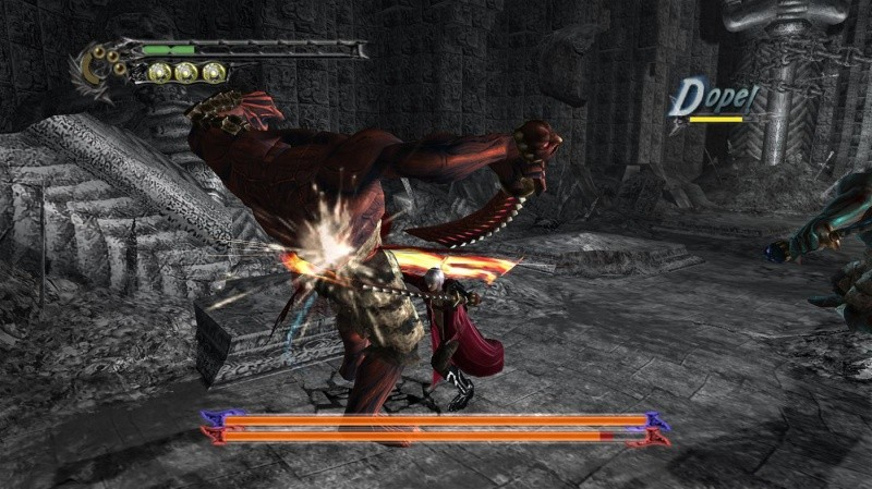 DmC Devil May Cry: HD Collection (PS4)