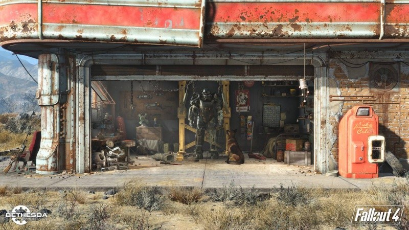Fallout 4 Game of the Year Edition Русская Версия (PS4)