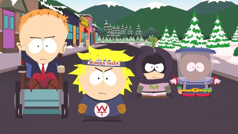 South Park: The Fractured but Whole Русская Версия (Xbox One)