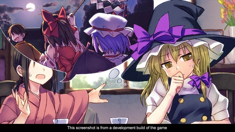 Touhou Kobuto 5 (V): Burst Battle (с поддержкой PS VR) (PS4)