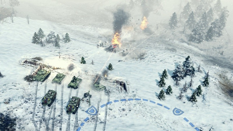 Sudden Strike 4 Русская версия (PS4)