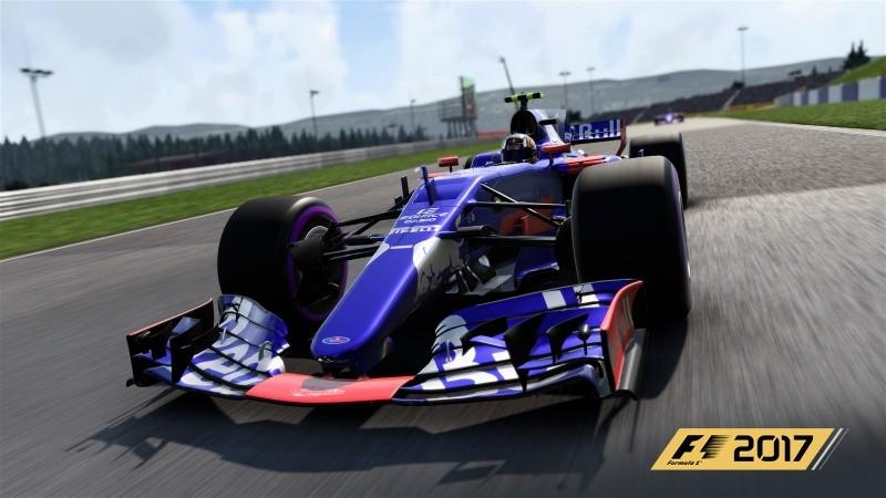 Formula One F1 2017 Особое издание Русская версия (Xbox One)