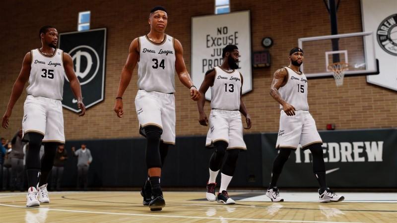 NBA Live 18 (Xbox One)