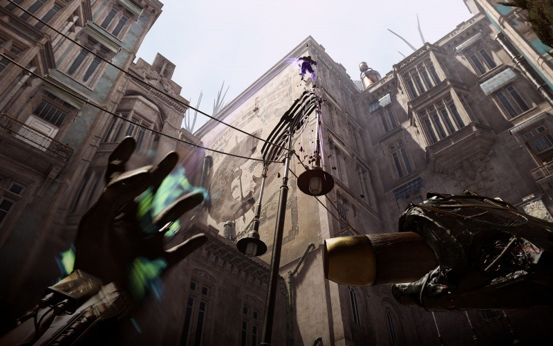 Dishonored: Death of the Outsider Русская Версия (PS4)