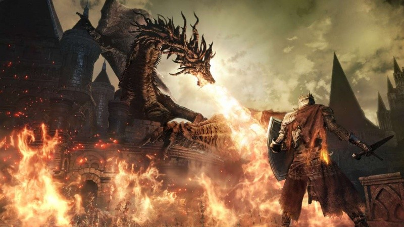 Dark Souls 3 (III) The Fire Fades Edition Издание Года (Game of the Year Edition) Русская Версия (Xbox One)