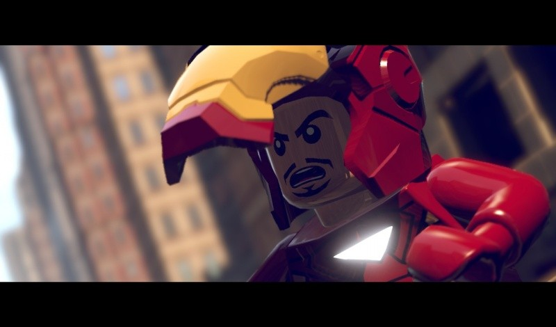 LEGO Marvel: Super Heroes (PS3)