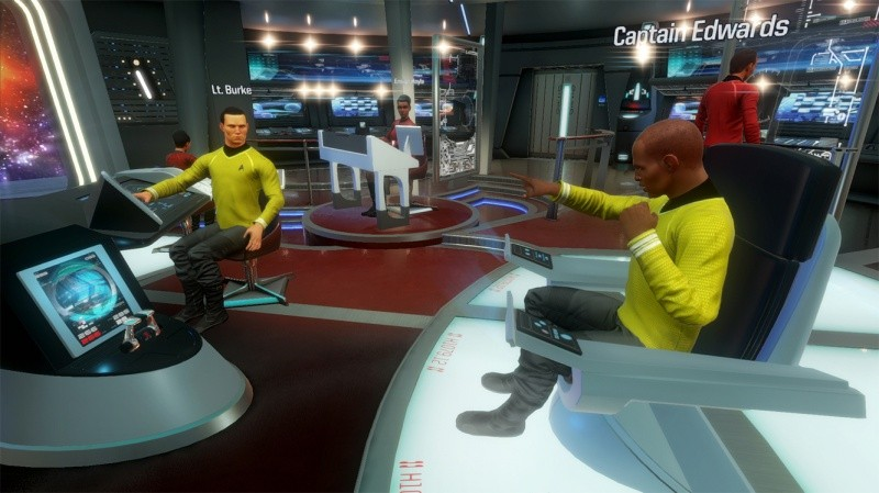 Star Trek: Bridge Crew (Только для PS VR) (PS4)