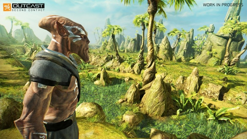 Outcast : Second Contact (PS4)