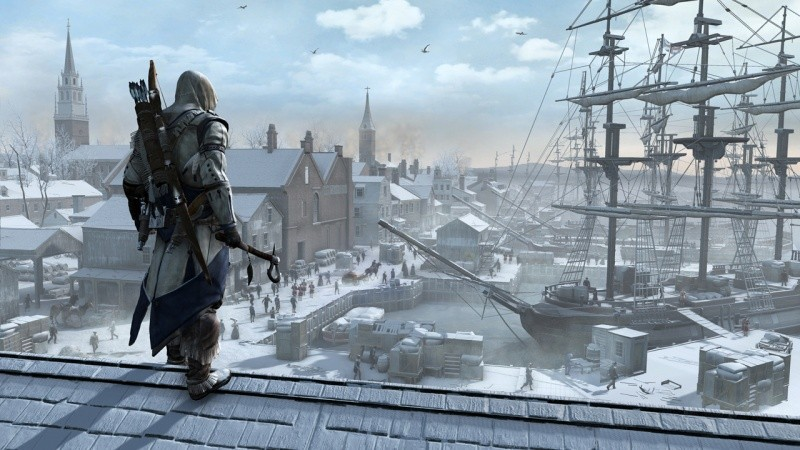 Assassin's Creed 3 (III) (PS3)