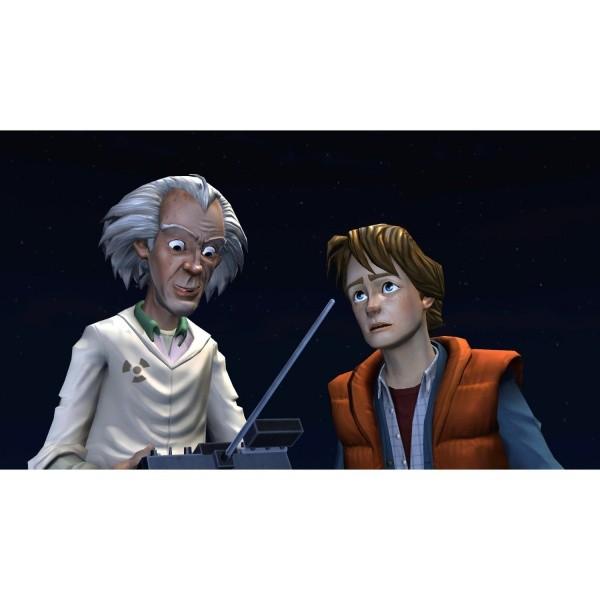 Back to the Future: The Game (Назад в будущее) (Xbox 360)