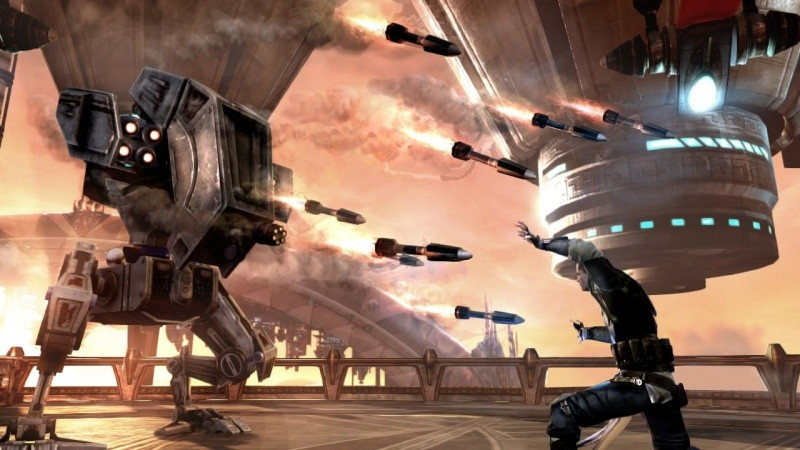 Star Wars: The Force Unleashed 2 (II) (Xbox 360/Xbox One)