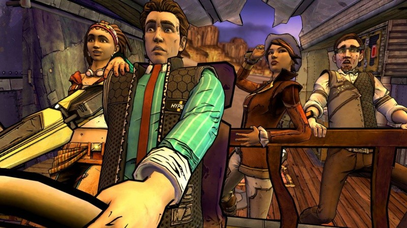 Tales from the Borderlands - A Telltale Games Series (PS4)