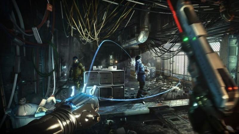 Deus Ex: Mankind Divided Русская Версия (Xbox One)