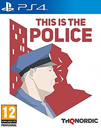 This Is the POLICE Русская версия (PS4)