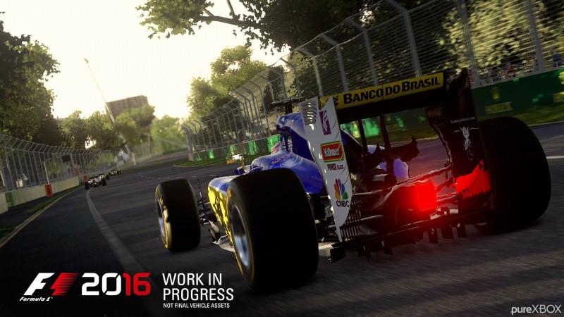 Formula One F1 2016 Русская Версия (Xbox One)