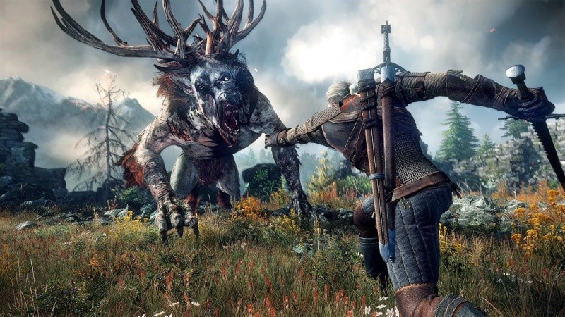 Ведьмак 3: Дикая Охота (The Witcher 3: Wild Hunt) Издание Года (Game of the Year Edition) (Xbox One)