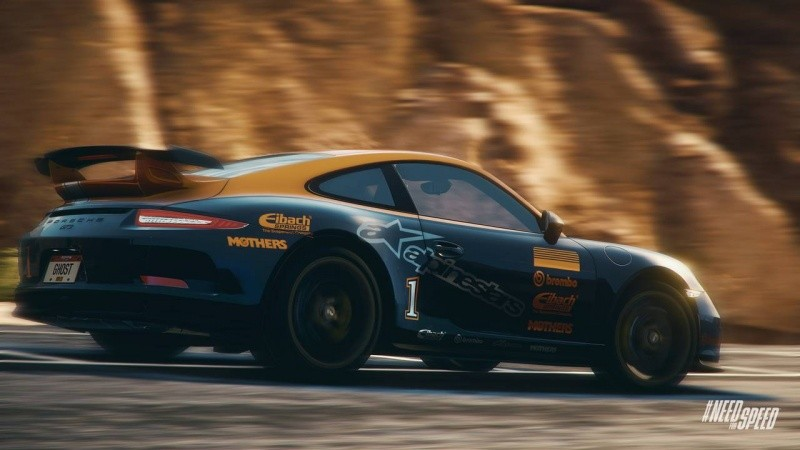 Need for Speed: Rivals Полное издание (Complete Edition) (Xbox One)