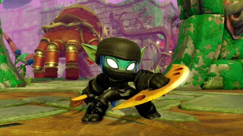 Skylanders SWAP Force Dark Edition Starter Pack (Стартовый набор Тёмное издание): игровой портал, игра, фигурки (Xbox One)