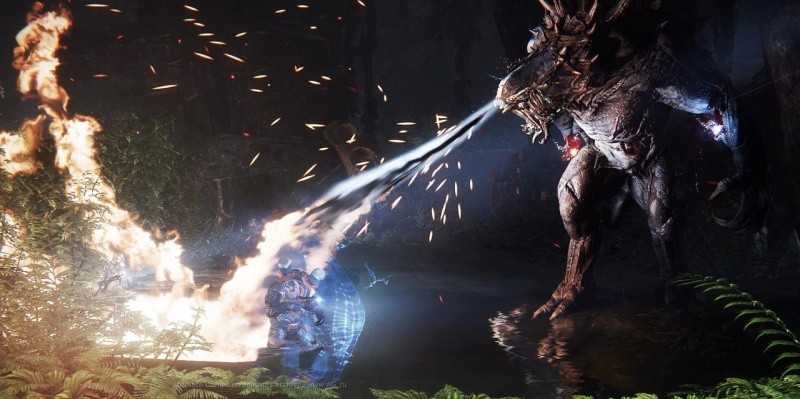 Evolve Русская Версия (Xbox One)