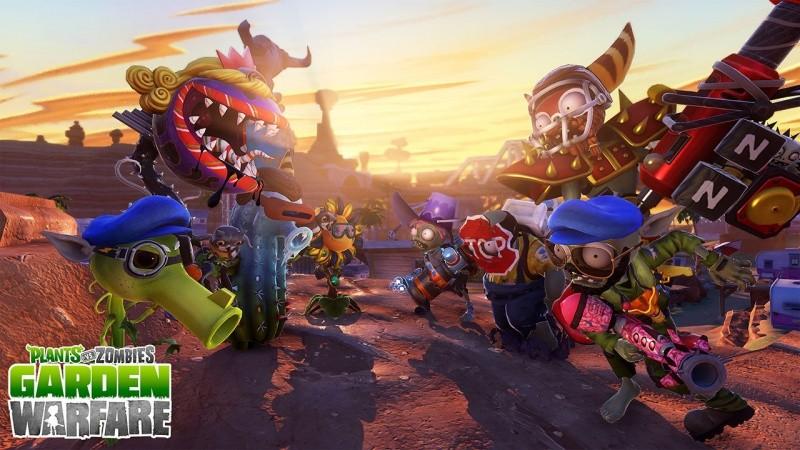 Plants vs. Zombies: Garden Warfare (Xbox One)