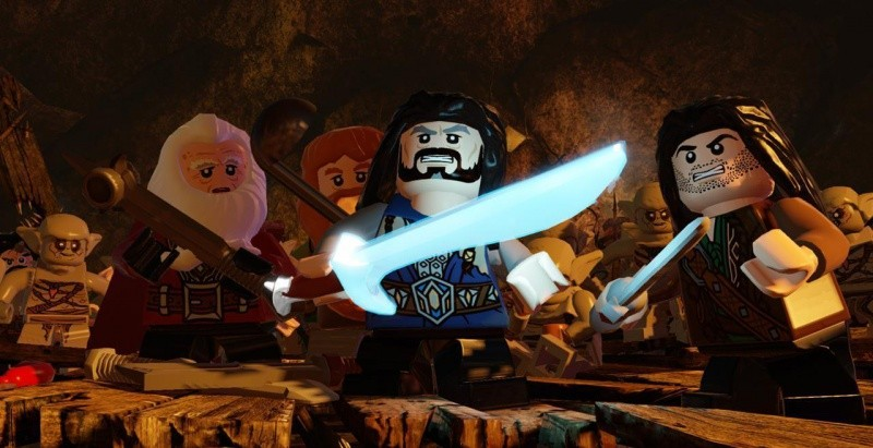 LEGO Хоббит (The Hobbit) Русская Версия (Xbox One)