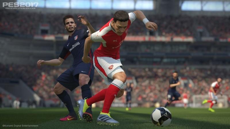 Pro Evolution Soccer 2017 (PES 2017) Русская Версия (Xbox 360)