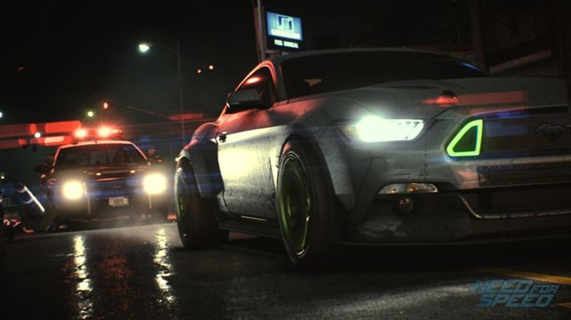 Need for Speed (2015) Русская Версия (PS4)
