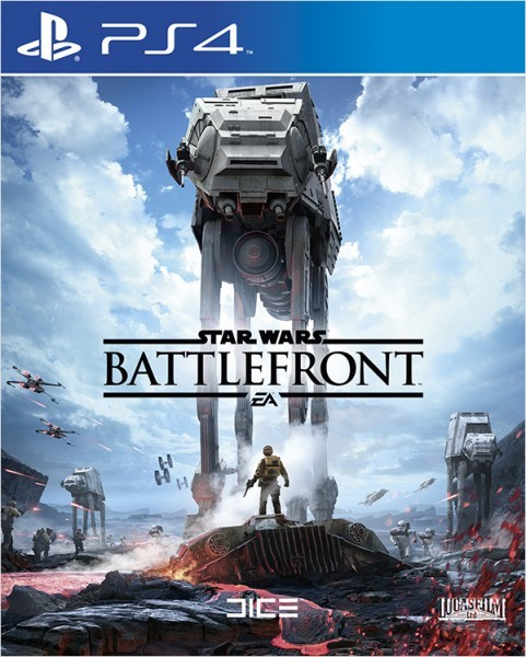 Star Wars: Battlefront Русская Версия (PS4)
