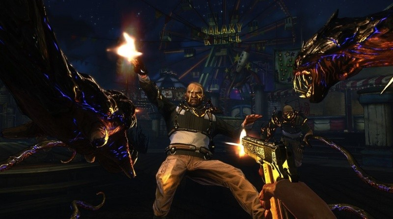 The Darkness 2 (II) (PS3)