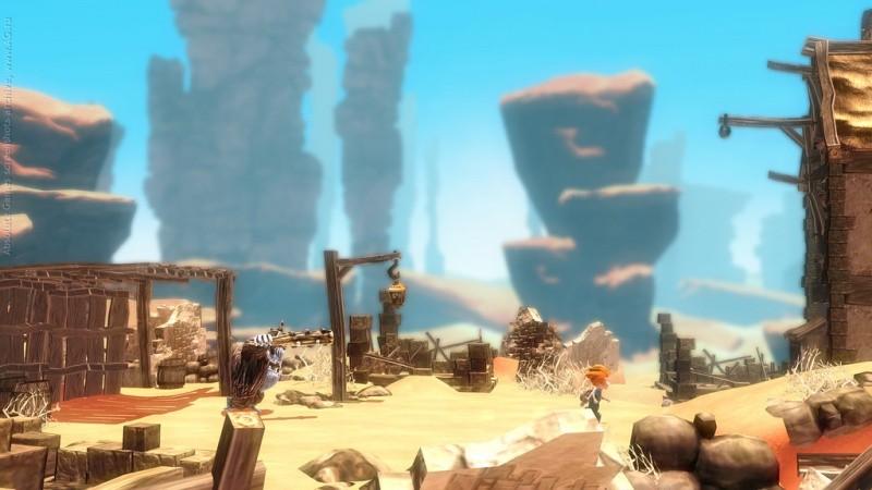 Max: The Curse of Brotherhood (Xbox One)