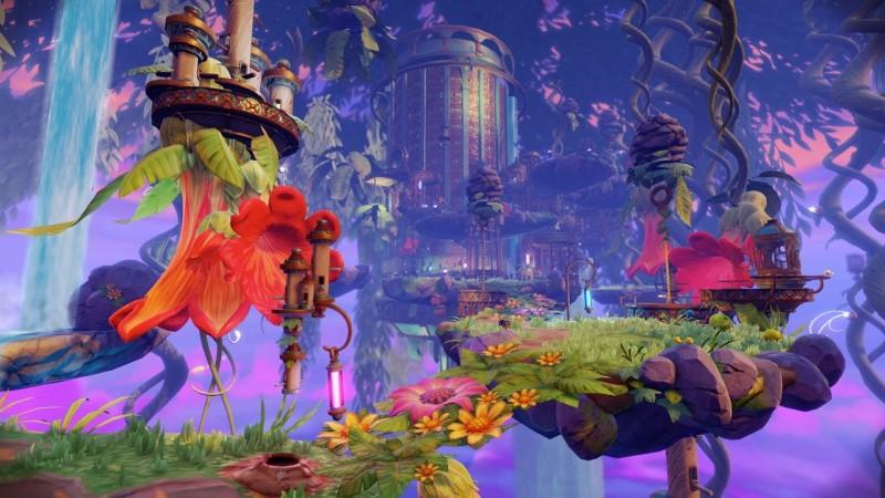 Skylanders: Trap Team. Cтартовый набор: игровой портал, игра, фигурки: Food Fight, Snap Shot, 2 ловушки (Xbox One)